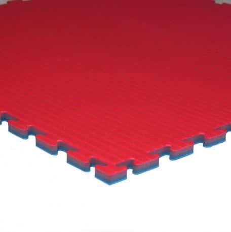 20 mm Mats red and blue jigsaw