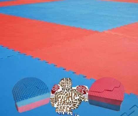 20mm red blue Club mats