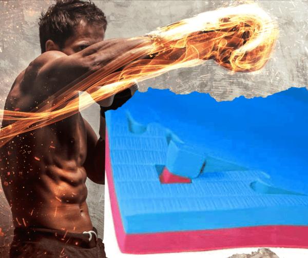 MMA Mats Foam EVA Jigsaw 1m x 1m