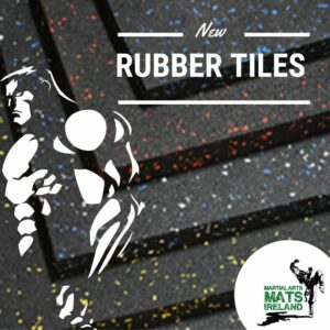 Rubber Gym Tiles Flooring