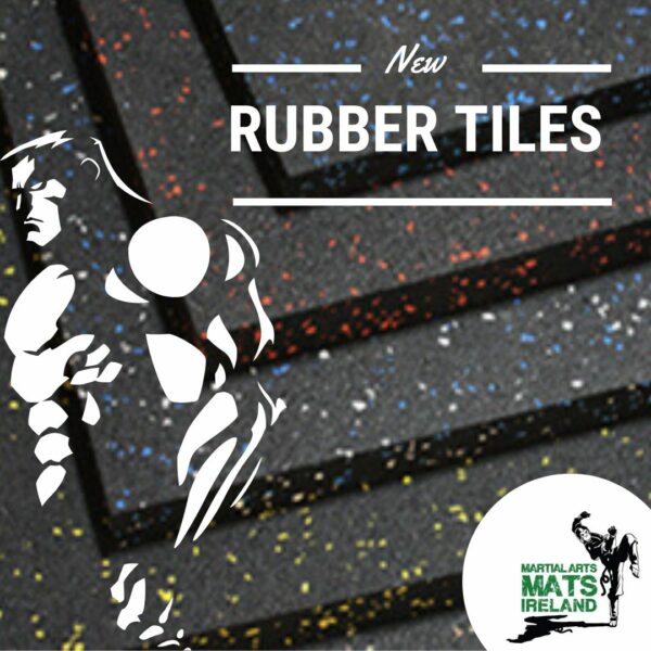 Rubber Gym Tiles Flooring