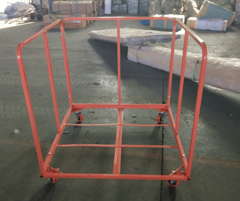 Martial Arts Mats Trolley